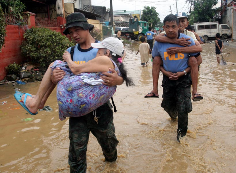how can natural disasters effect children young people essay Psychologic effect on people in a natural disaster  especially young children, interpret events in part by using their caregivers' reactions to such events as a .
