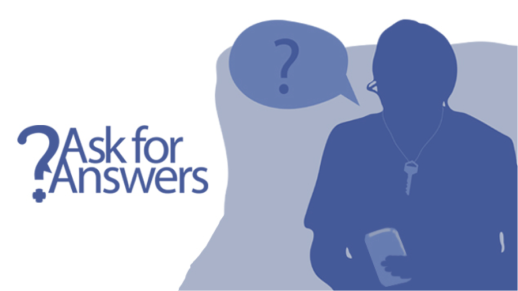 Ask for Answers concept App for enabling the elderly to improve their health.  Copyright © 2013. Anneliese Lilienthal.  All Rights Reserved.